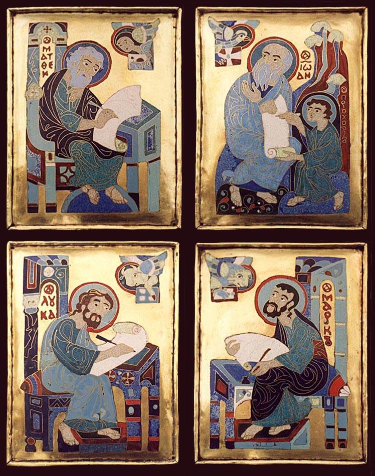 Орел иоанна евангелиста